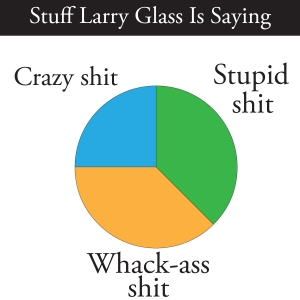 Larry Glass Shit