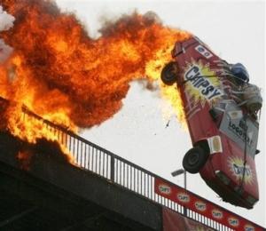 stunt-car